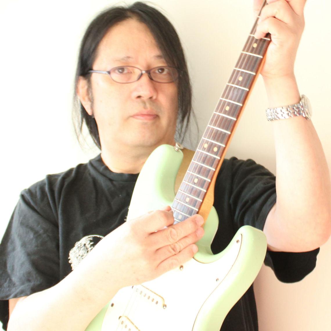 華原イアンLIVE インストハードロックギター炸裂