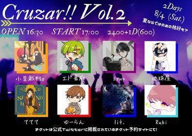 Cruzar!! Vol.2 2days【Day1】
