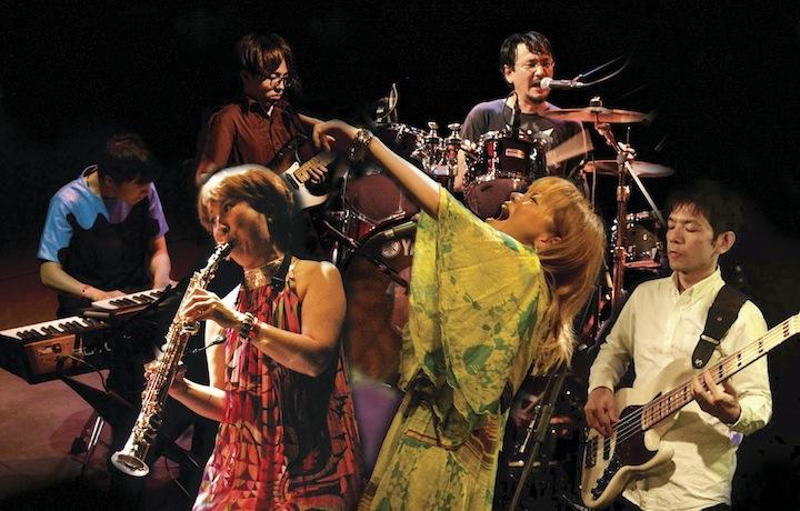 高円寺百景「ドリンビスカ」アナログ盤発売記念ライブ