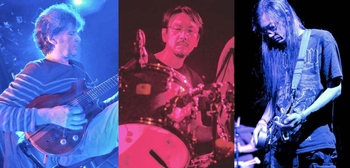RICHARD PINHAS LAST JAPAN TOUR <br>-RICHARD PINHAS/吉田達也/MERZBOW-