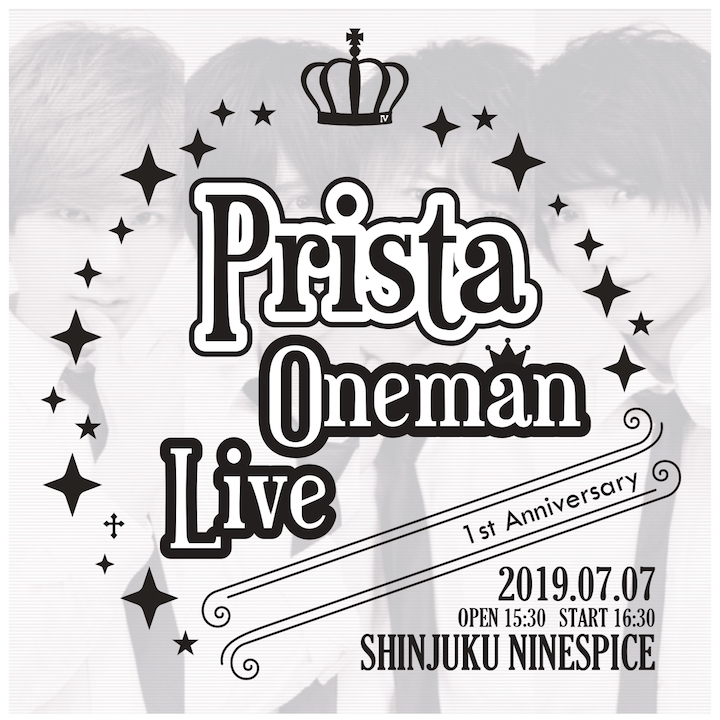 Prista☆ Oneman Live 1st Anniversary