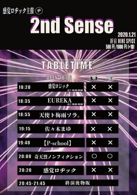 感覚ロヂック  2nd SENSE