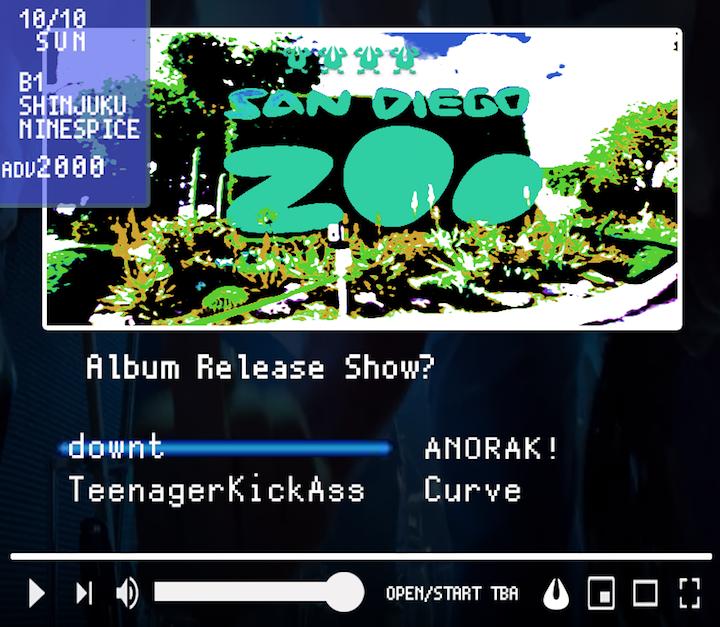 downt Album Release Show